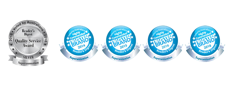 Reader's Digest Trusted Brand Awards